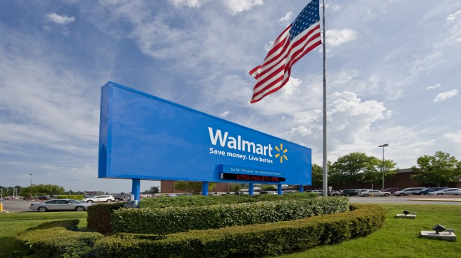Walmart Agrees To Pay 137 Million To Resolve Foreign