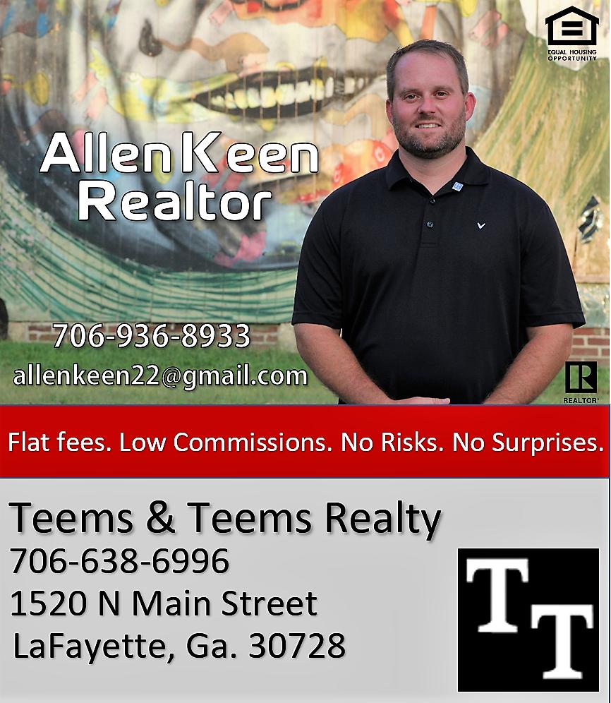 Allen Keen Realtor