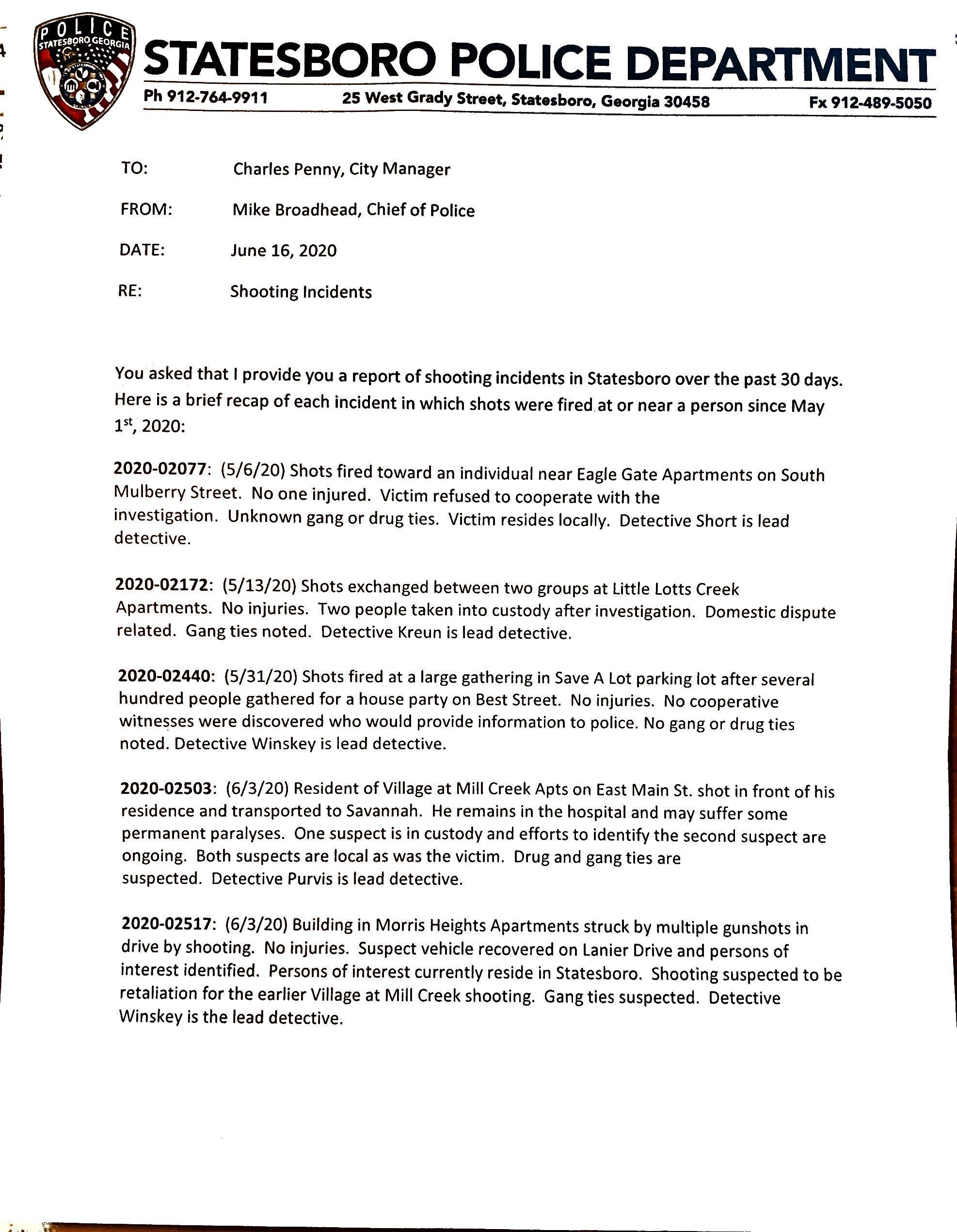 SPD report on shootings 06.16.30-p1