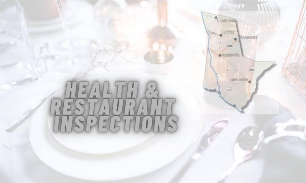 Tattnall Health Restaurant Inspections Aug 23 29 2020 Allongeorgia