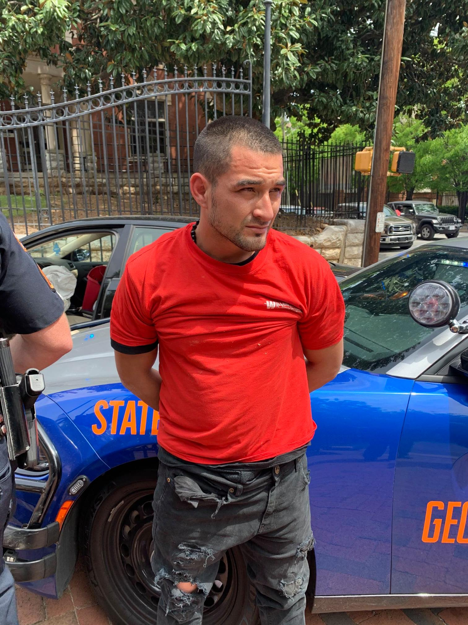 spalding county arrest Erik Eduardo Cabrealopez