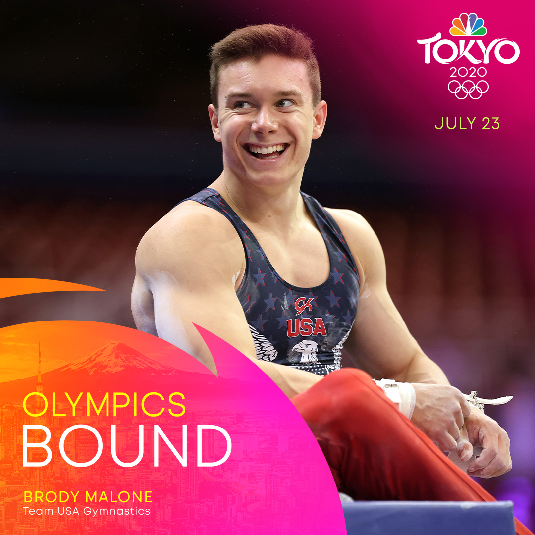 Brody Malone: THE OLYMPIAN - AllOnGeorgia