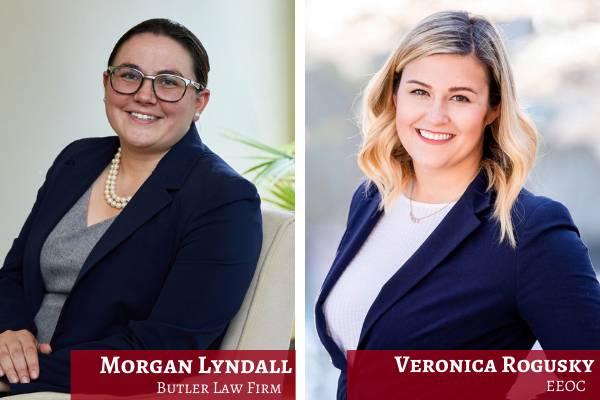 Morgan Lyndall and veronica rogusky ga legal food frenzy
