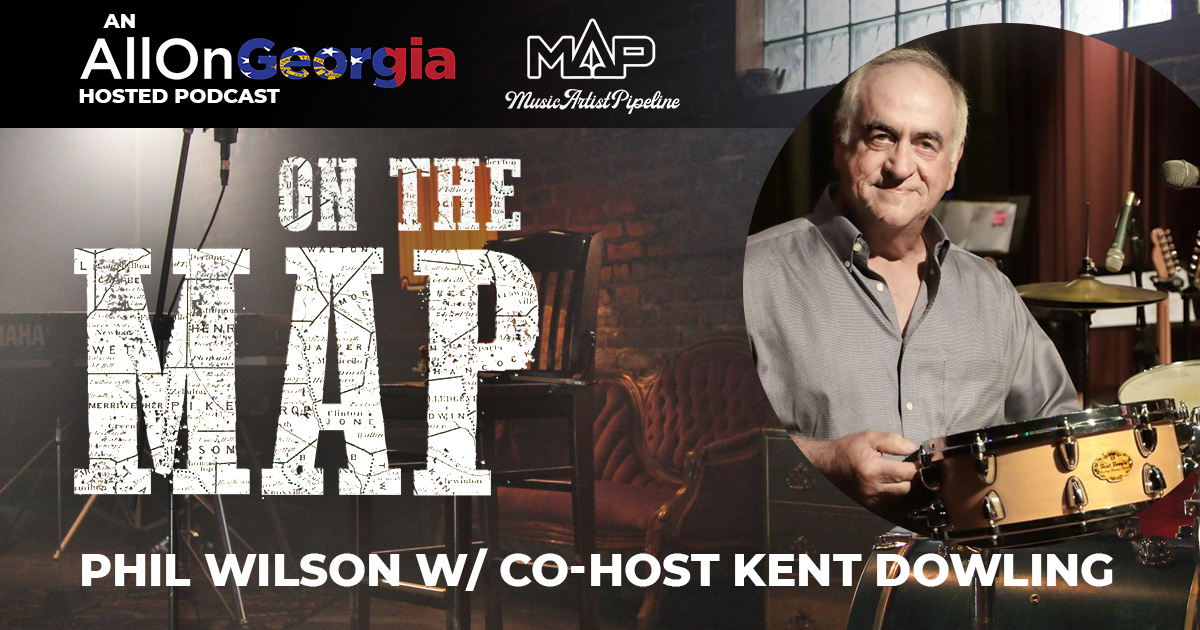 On the MAP - Phil Wilson