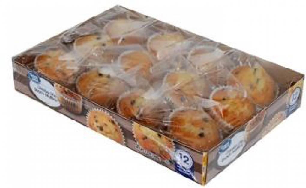 muffin recall assorted 6