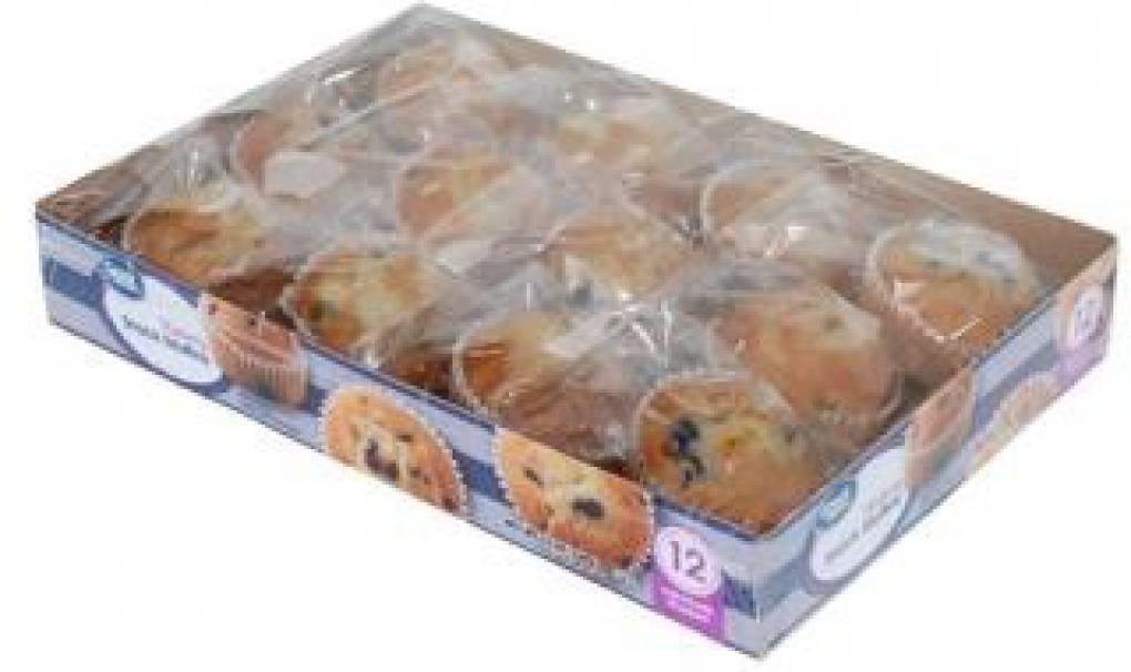 muffin recall assorted 8