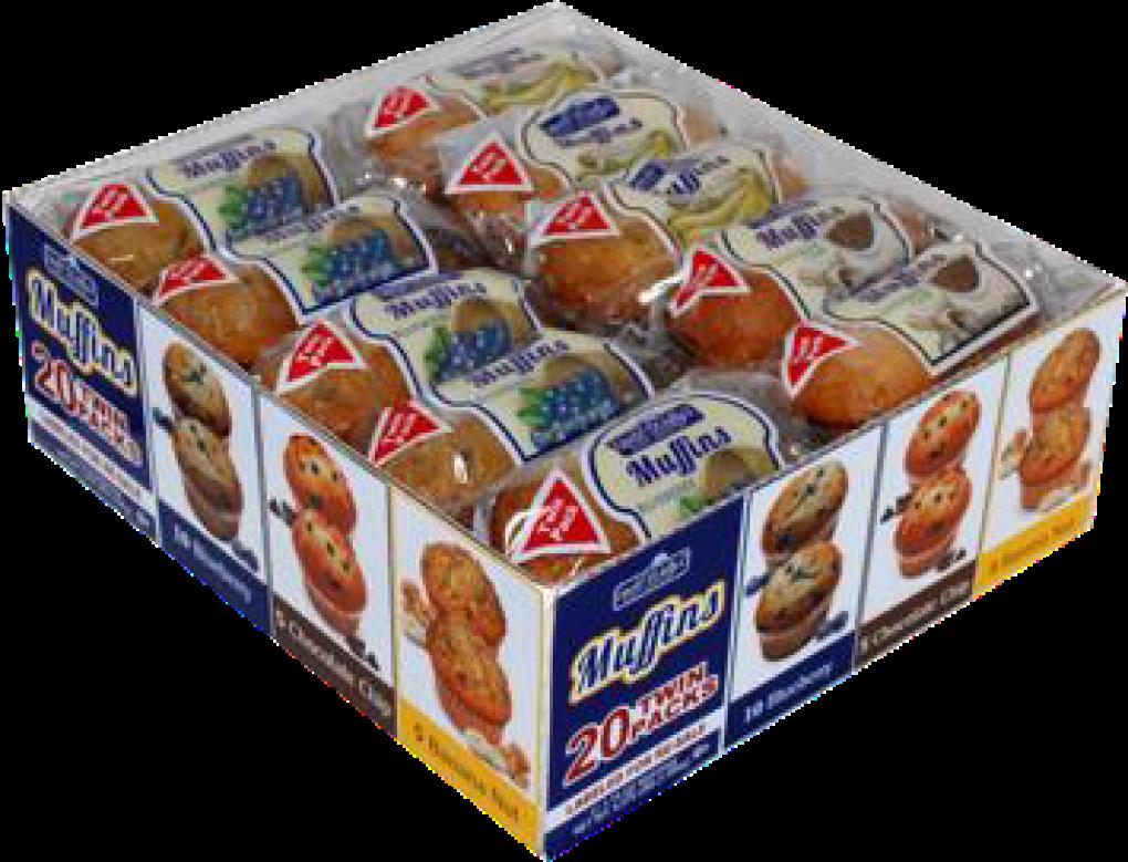 muffin recall assorted