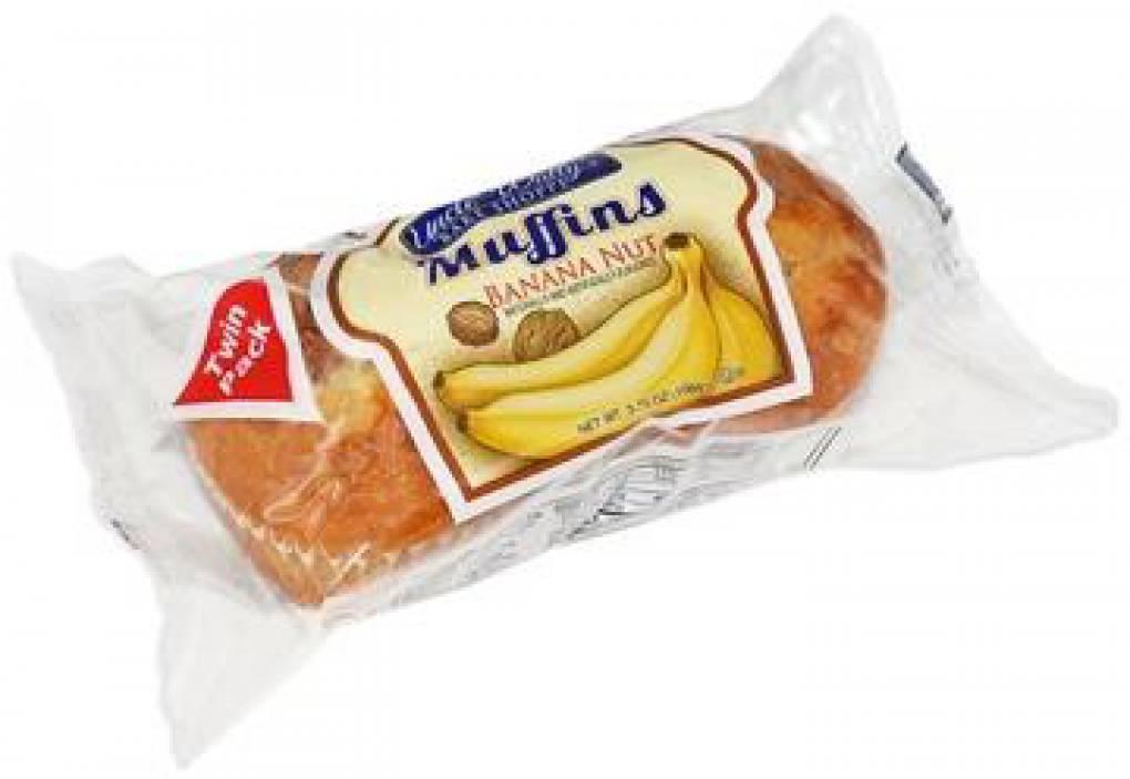 muffin recall banana