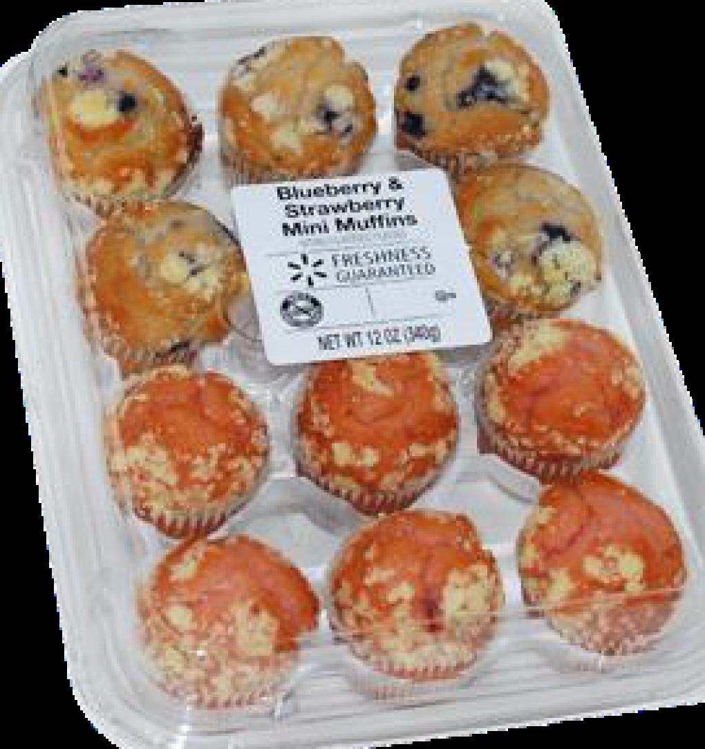 muffin recall blueberry strawberry