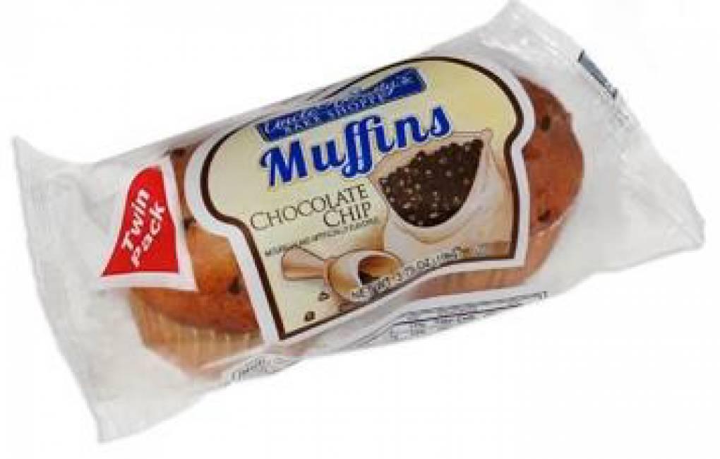 muffin recall choc chip