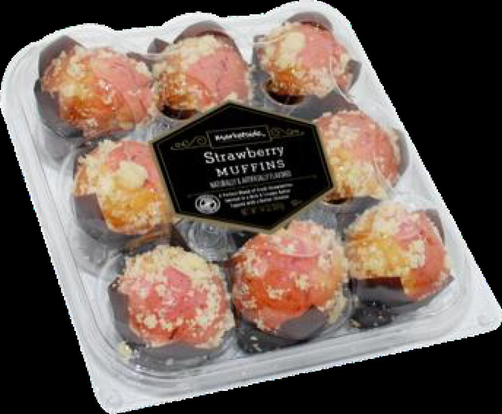 muffin recall strawberry