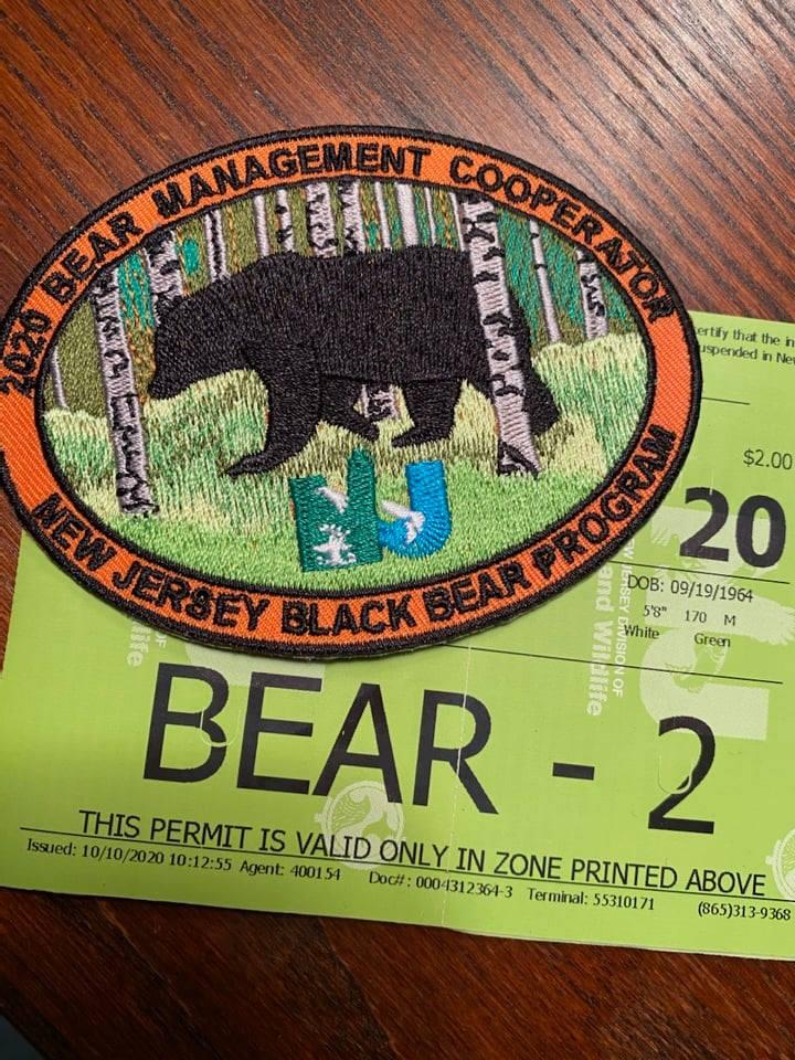 nina bear hunt patch